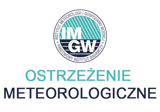 Logo Instytutu Meteorologii i Gospodarki Wodnej Państwowy Instytut Badawczy