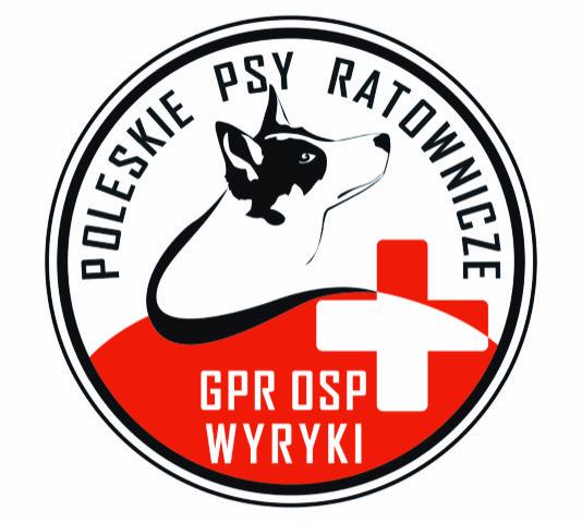 Poleskie Psy Ratownicze <br> GPR OSP Wyryki