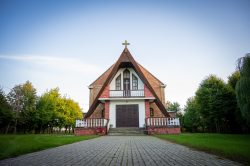 Maja Adamczyk - Kaplica w Wyrykach