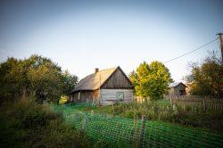 Maja Adamczyk - Stara chata w Wyrykach