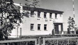Budynek Urzędu Gminy Wyryki - 1977 r.