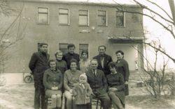 Budynek Urzędu Gminy - ok 1967 r.