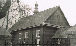 Cerkiew w Horostycie - 1963 r.