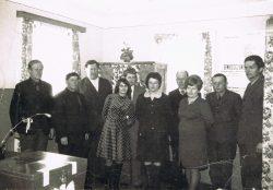 Komisja Wyborcza w Lubieniu - 1970 r.