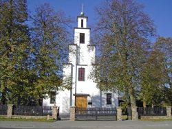 Kościół parafialny rzymskokatolicki w Lubieniu p.w. Św. Mikołaja