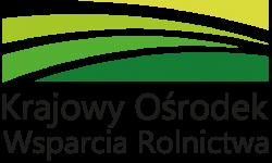 Logo Krajowy Ośrodek Wsparcia Rolnictwa