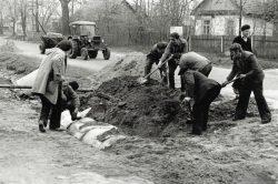 Niedziela czynu partyjnego w Kaplonosach - 1980 r.