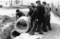 Niedziela czynu partyjnego w Wyrykach - 1980 r.