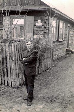 Sołtys Wyryk - 1970-1980 r.