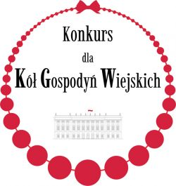 Logo Konkurs dla Kół Gospodyń Wiejskich o Nagrodę Małżonki Prezydenta RP