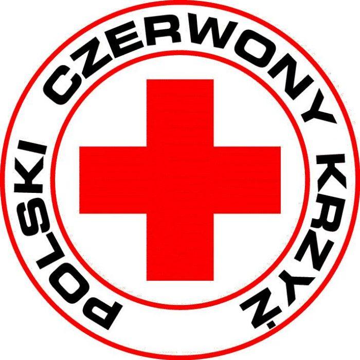Logo Polski Czerwony Krzyż