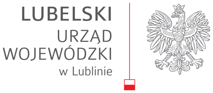 Logo Lubelski Urząd Wojewódzki w Lublinie