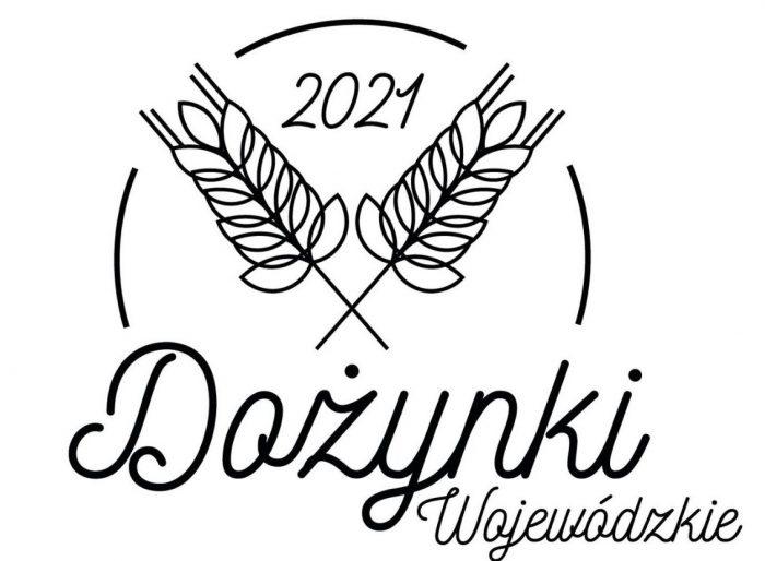 Logo Dożynek Wojewódzkich 2021