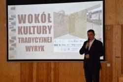 """Otwarcie konferencji pt. """"Wokół kultury tradycyjnej Wyryk"""""""